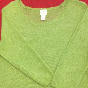 Chico's Light weight sweater